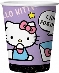 Стакан Hello Kitty, 6 штук