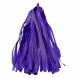Тассел гирлянда фиолетовая
