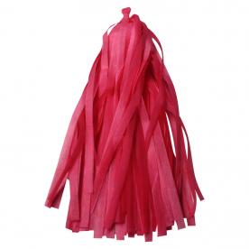 Тассел гирлянда красная