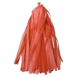 Тассел гирлянда оранжевая