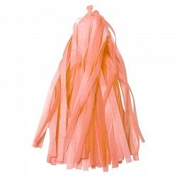 Тассел гирлянда персиковая
