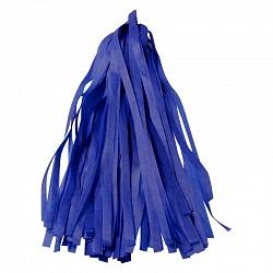 Тассел гирлянда синяя