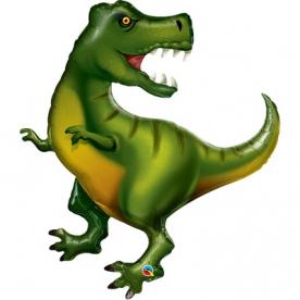 """Фольга фигура """"Тираннозавр"""""""