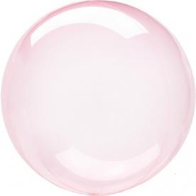 "Шар BUBBLE ""Мыльный пузырь"", ярко-розовый"