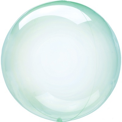 "Шар BUBBLE ""Мыльный пузырь"", зеленый"